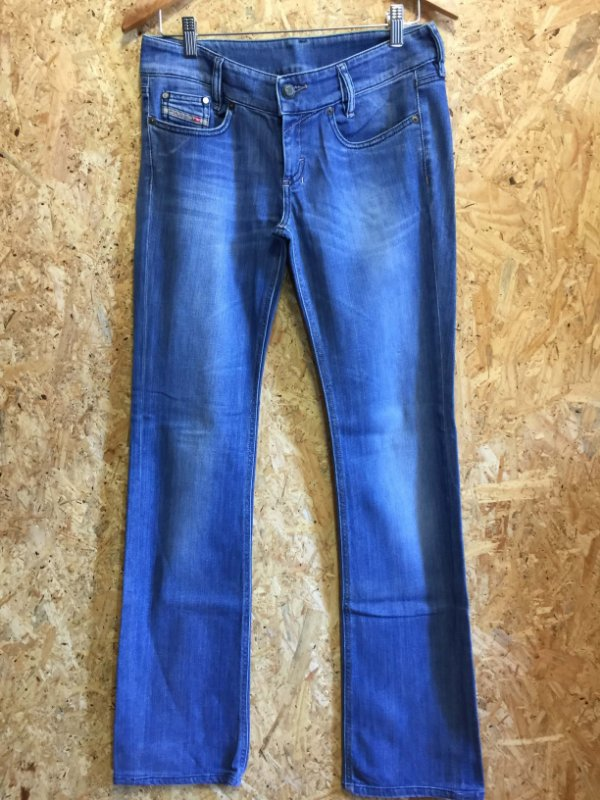 Calça louvely jeans claro (40) - Diesel