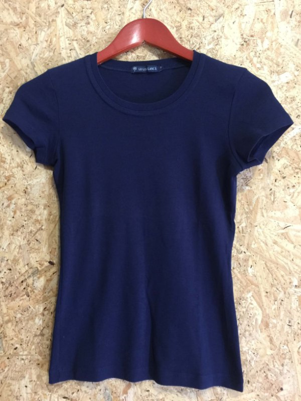 Blusa azul (P) - Le Lis Blanc