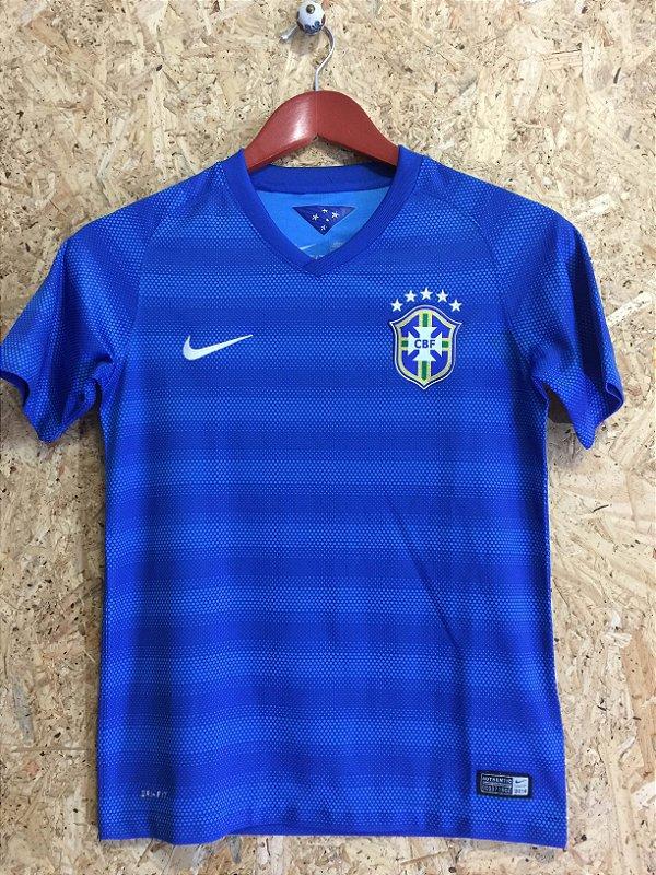 Camisa oficial Seleção Brasil (M) - Nike