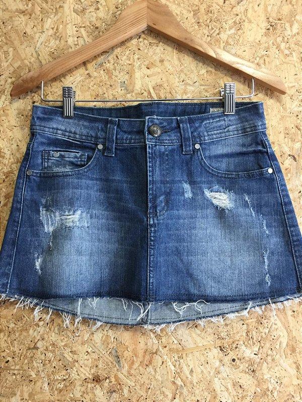Saia jeans (36) - Bo.Bô