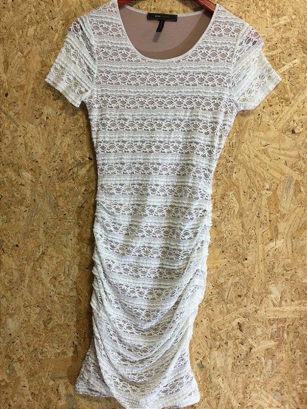 Vestido renda (PP) - BCBGMaxazria