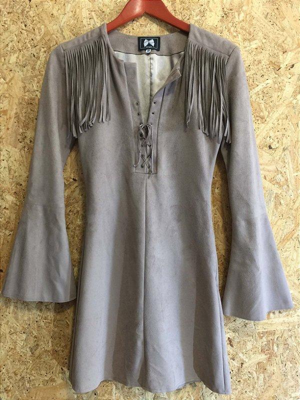 Vestido sued  (36) - Iorane