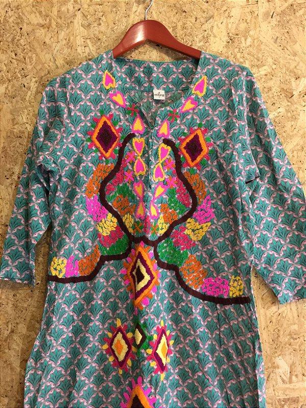 Vestido indiano (G) - Mitra