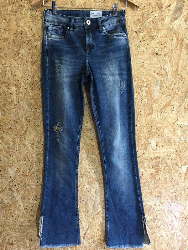 Calça jeans (36) - Patogê