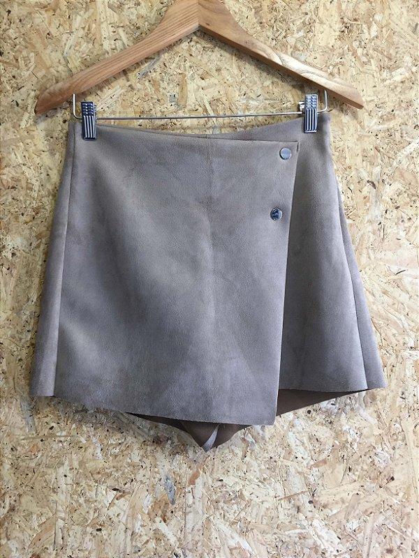 Short saia (PP) - Zara