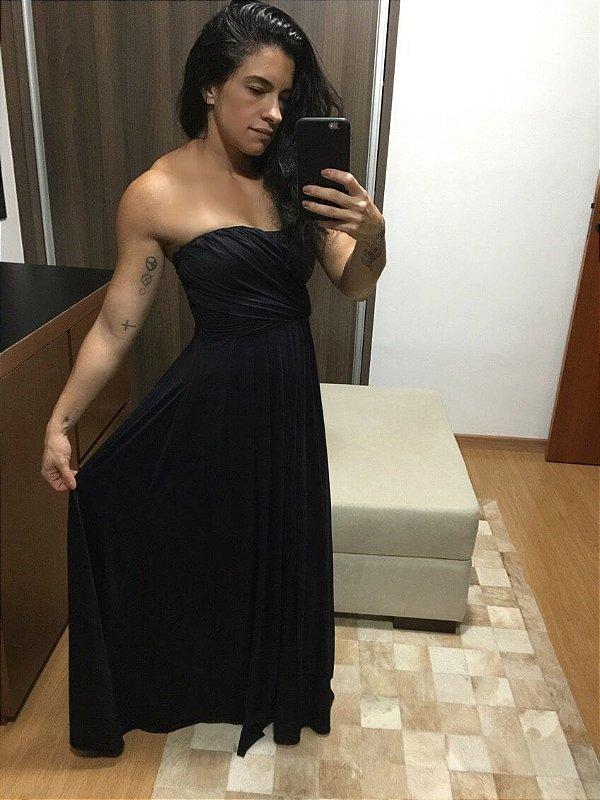 Vestido longo (36) - Caroline Won