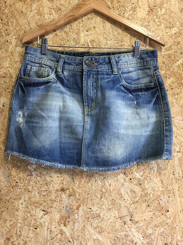 Saia jeans (42) - Siberian