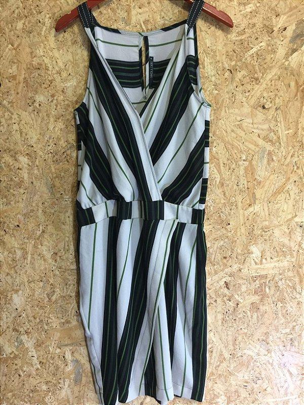 Vestido listras (P) - Shoulder