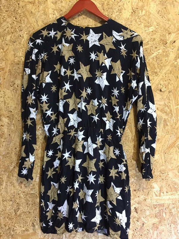 Vestido estrelas (42) - Amaro