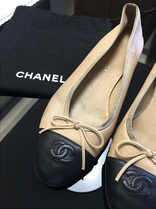 Sapatilha (37) - Chanel