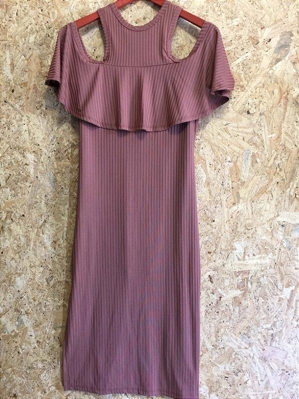 Vestido caneldao (G) - Relicário NOVO