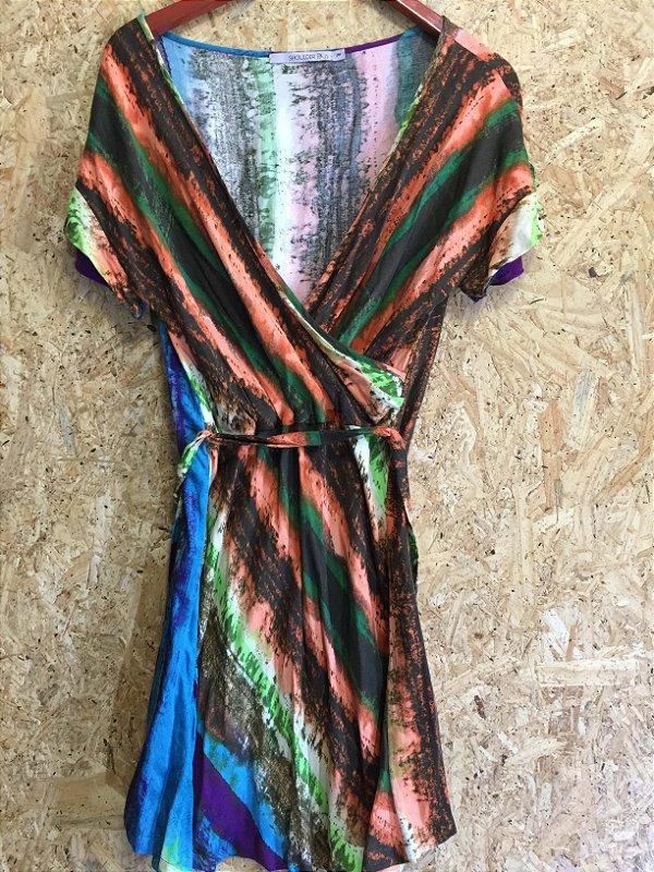 Vestido cores (PP) - Shoulder
