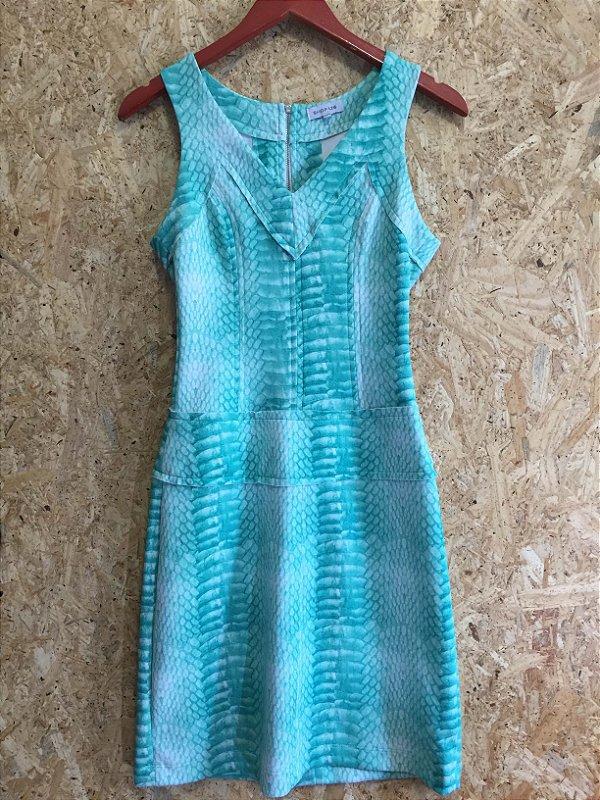 Vestido verde (P) - Shop 126