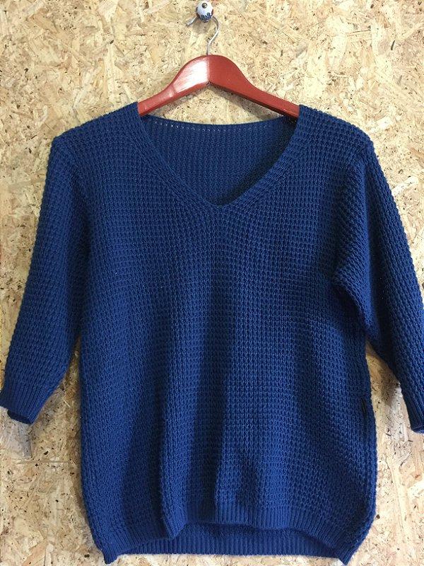 Blusa Lã (M) - Mercatto