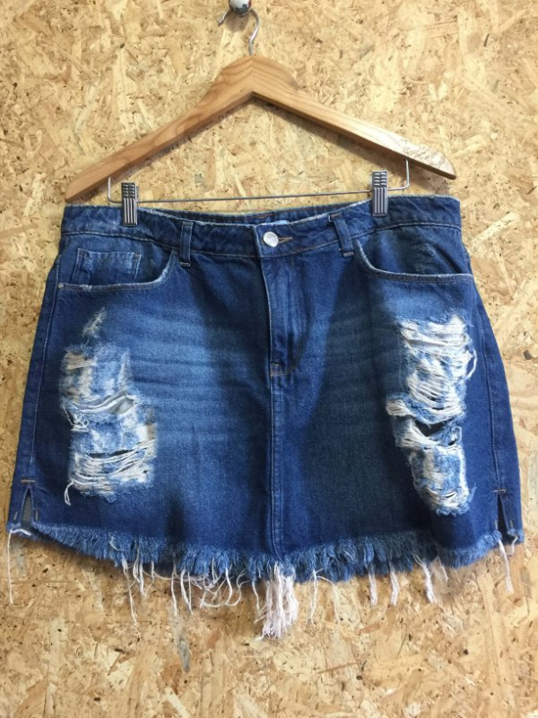 Saia Jeans (46) - Bluesteel