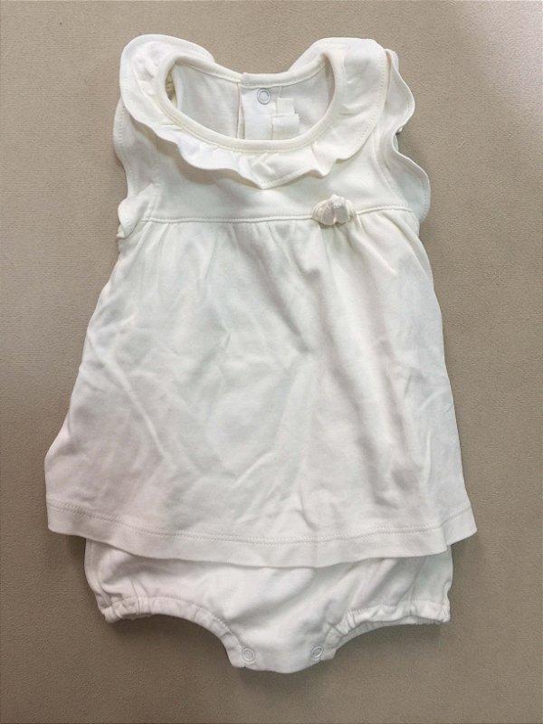 Vestido body (P) - Trousseau