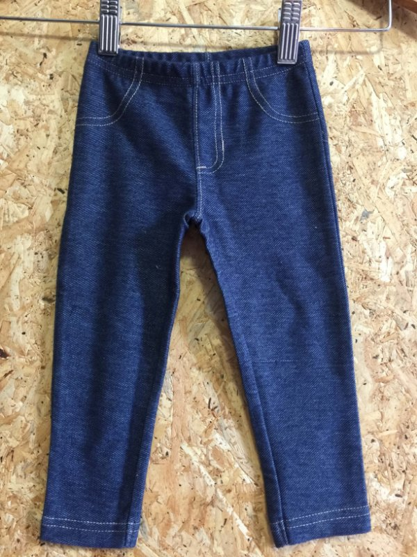 Calça tipo jeans (12 meses) - Carter's