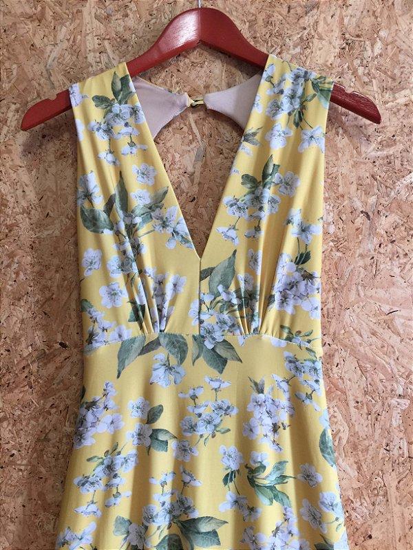 Vestido floral (P) - K9