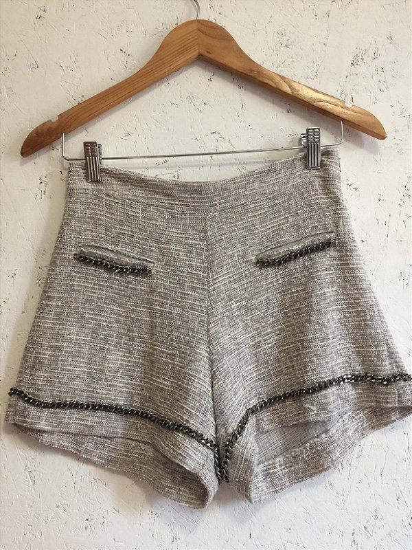 Short tweed (P) - Tweed