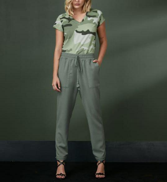 Blusa camuflada (PP) - Atroz