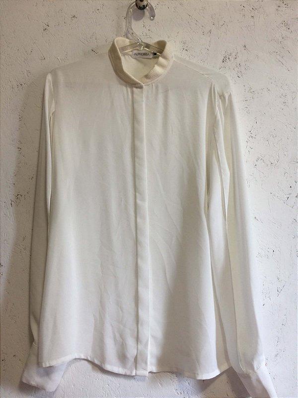Camisa off white (38) - Alphorria