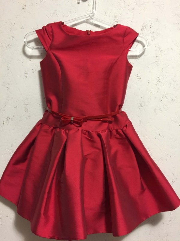 Vestido festa infantil (6) - Monnalisa