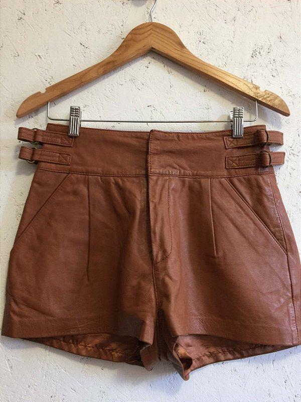 Short couro (38) - Top Shop