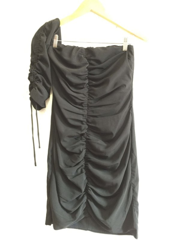 Vestido black (M) - Talgui