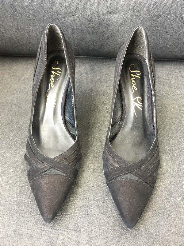 Sapato preto (37) - Shoestock