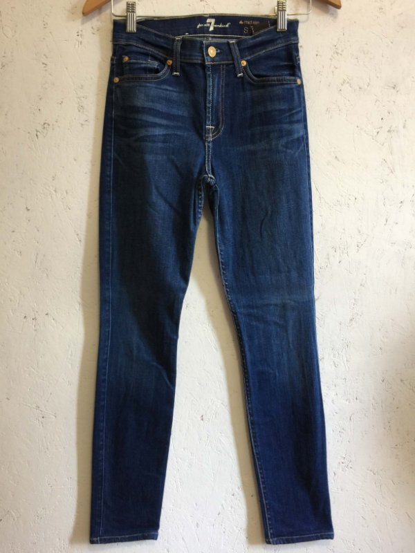 Calça jeans skinny (36) - Seven for all mankind