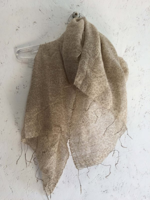 Pashmina animal print (U) - Le Lis Blanc
