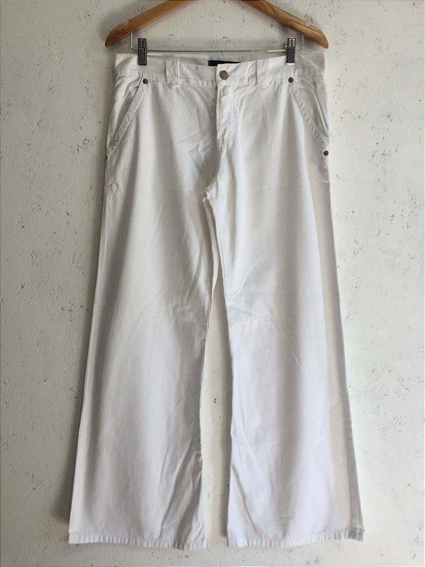 Calça pantalona (40) - Le lis Blanc