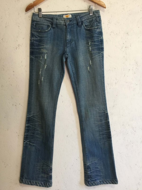 Calça jeans (36) - Antik