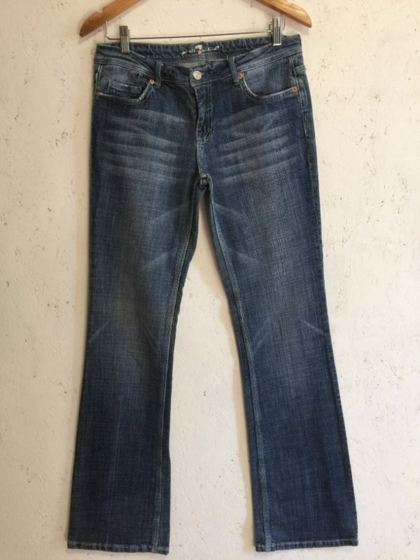 Calça jeans (38) - 7 for all manking