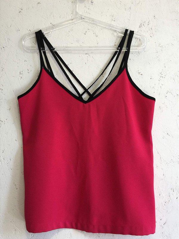 Camiseta pink (PP) - Shoulder