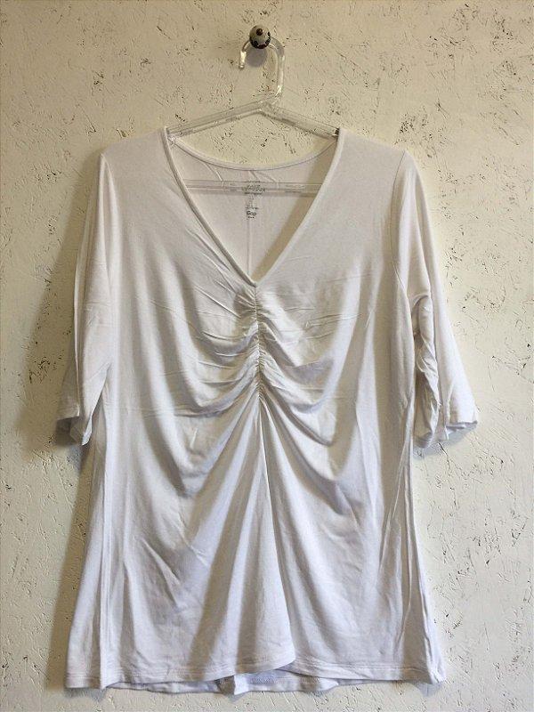 Blusa branca (G) - GAP