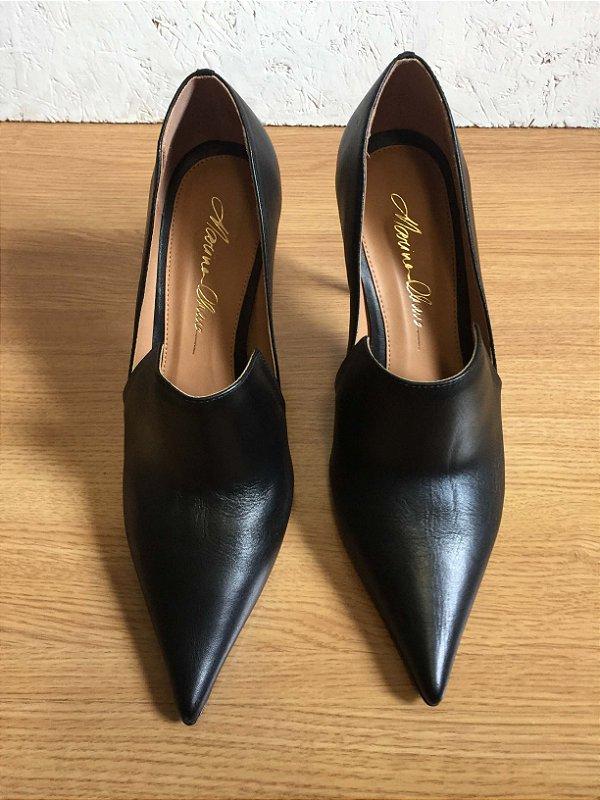 Sapato preto  (38) - Marina Oliveira NOVO