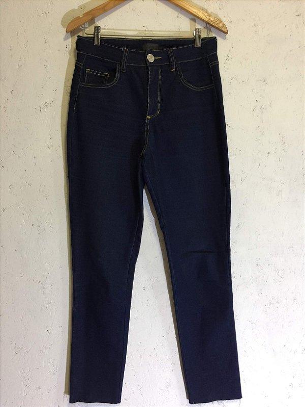 Calça jeans escura (40) - A. Brand