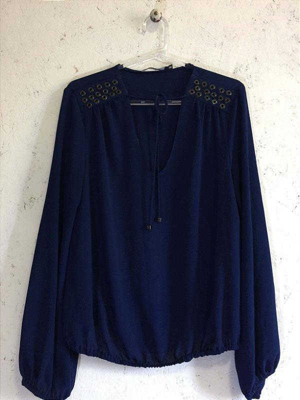 Bata azul (38) - Alphorria