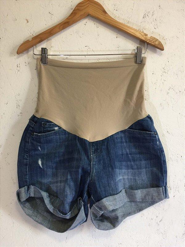 Short jeans gestante (40)