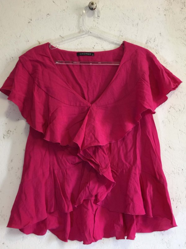 Bata pink (M) - Cashier