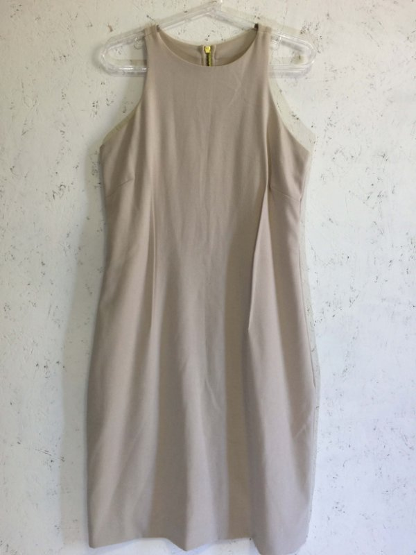 Vestido cru (42) - Cholet