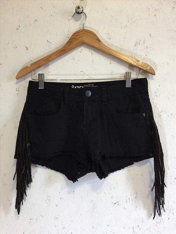 Short black jeans (38) - TNG
