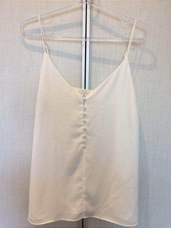 Camiseta off white (PP) - Renner