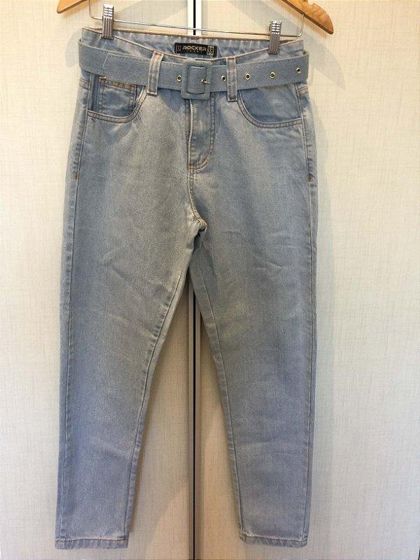 Calça jeans clarinha (38) - Rocker