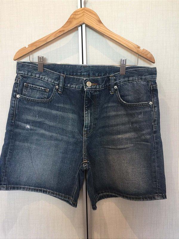 Bermuda jeans (42) - Uniqlo