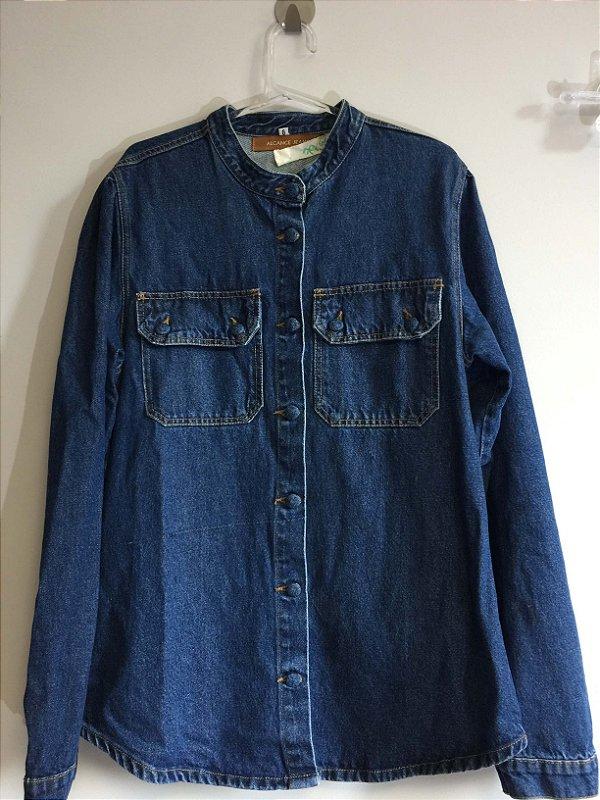 Jaqueta jeans (G) - Alcance Jeans