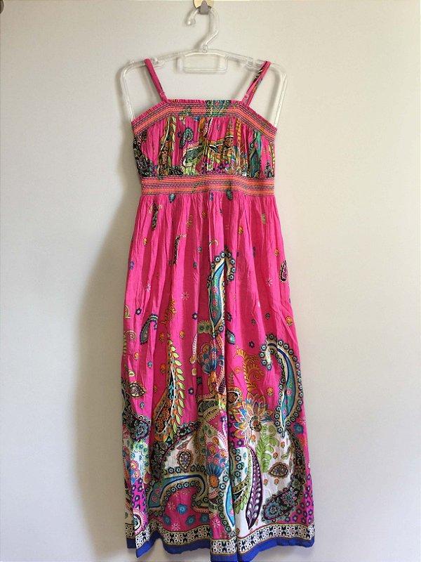 Vestido indiano (M) - Neha