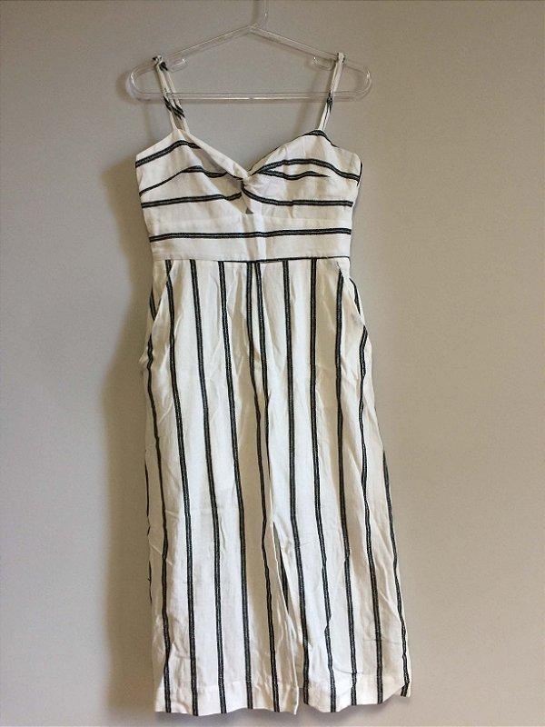 Vestido listra (P) - Dress.to