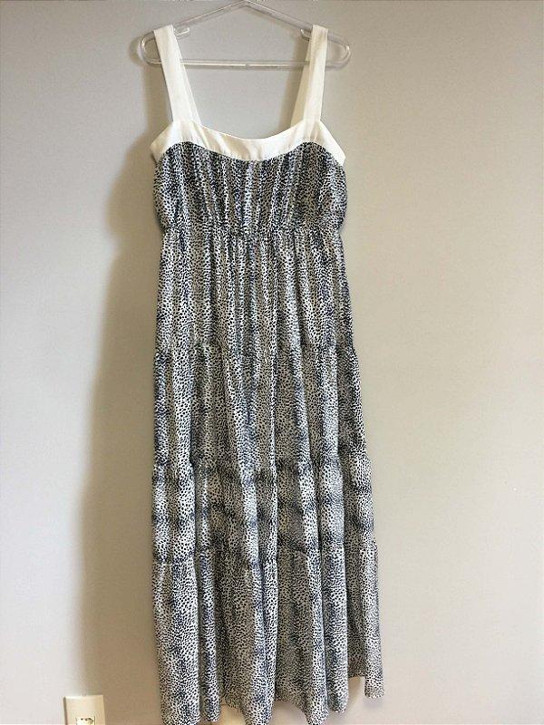 Vestido longo (P) - Chiclé